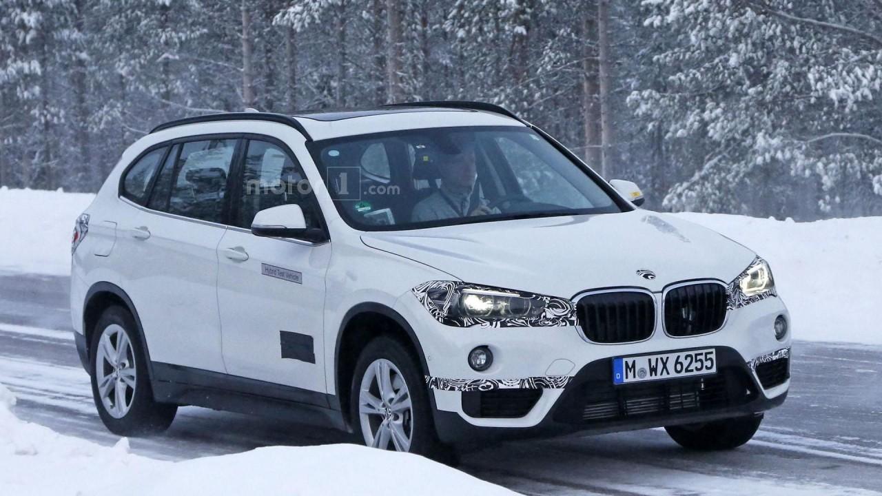 BMW, X1 Plug-in Hybrid üzerinde son rötuşleri yapıyor