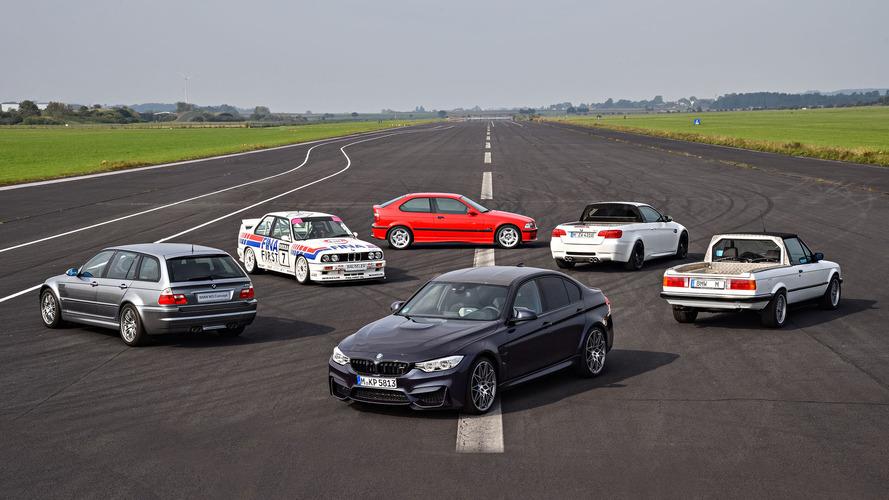 Концепты BMW M3