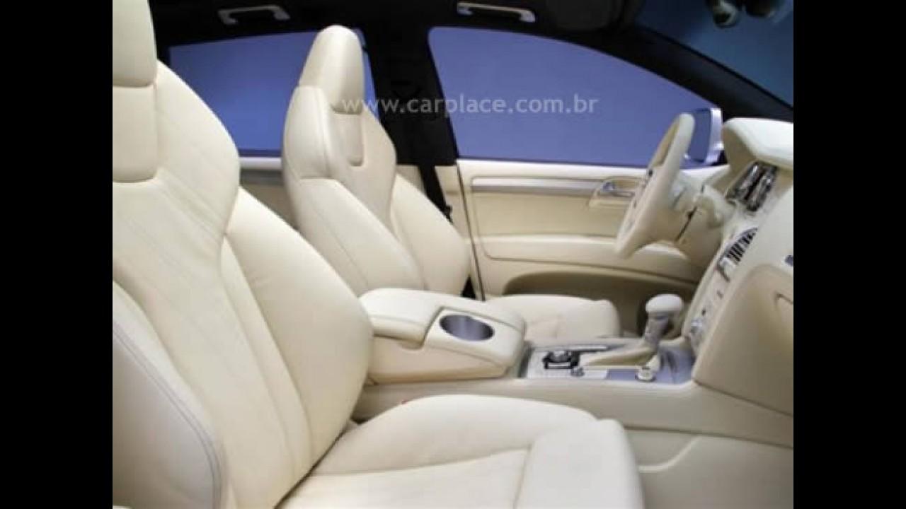 """Audi Q7 4.2 TDI preparado pela B&B traz rodas de 23"""" e potência de até 395 CV"""