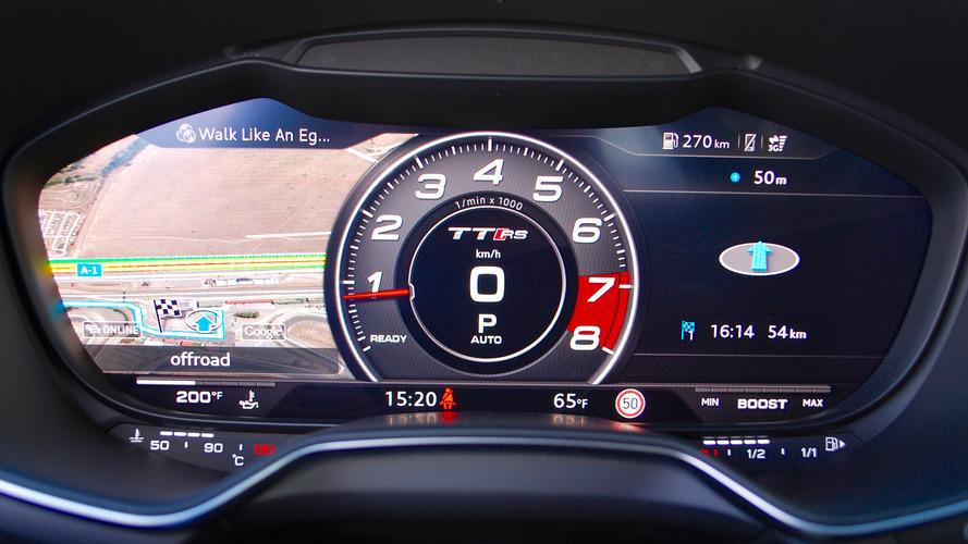 2017 Audi TT RS: First Drive