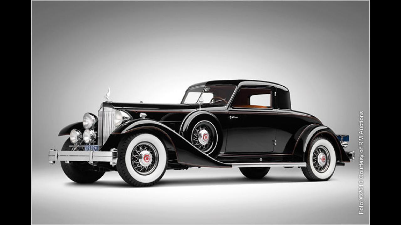 Packard Twelve Coupé, Baujahr 1933