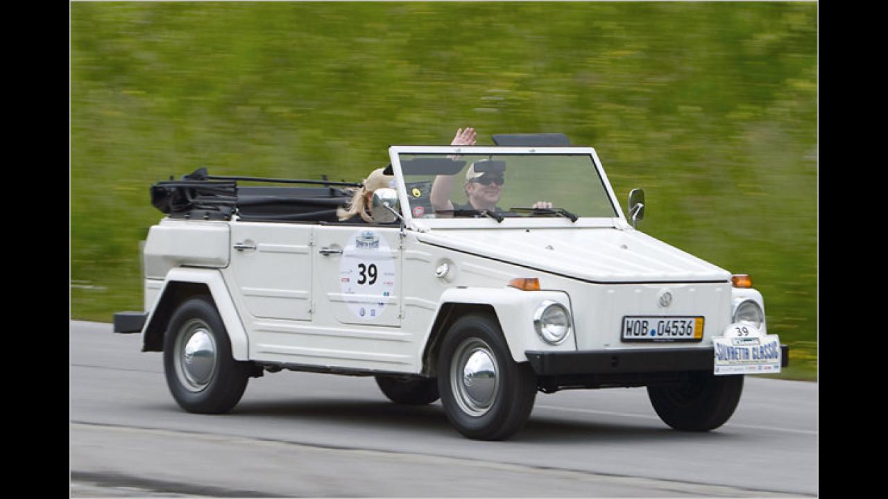 Platz 16: VW 181 (Kübelwagen)