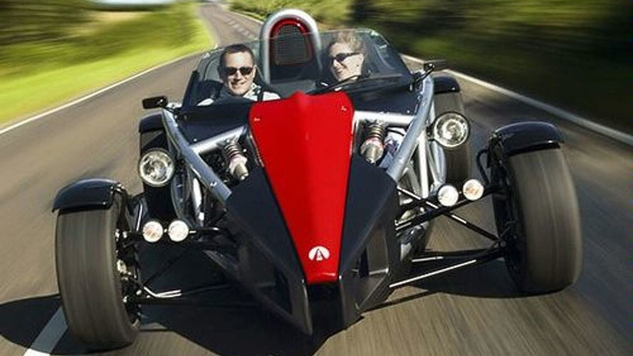 Not Fond Of Helmets? Ariel Atom Gets Its Windshield