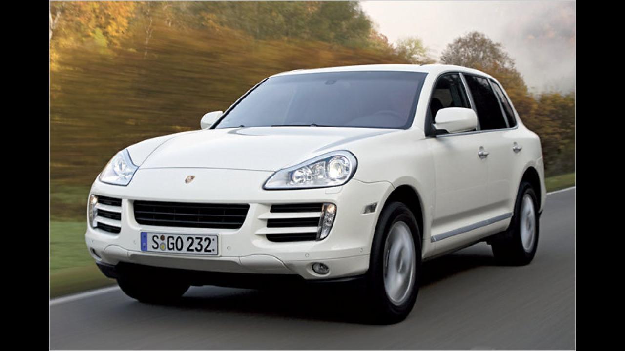Porsche Cayenne Diesel Tiptronic DPF