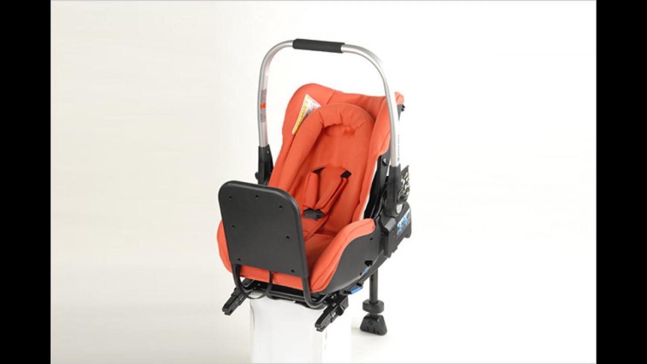 Sichere Kindersitze?