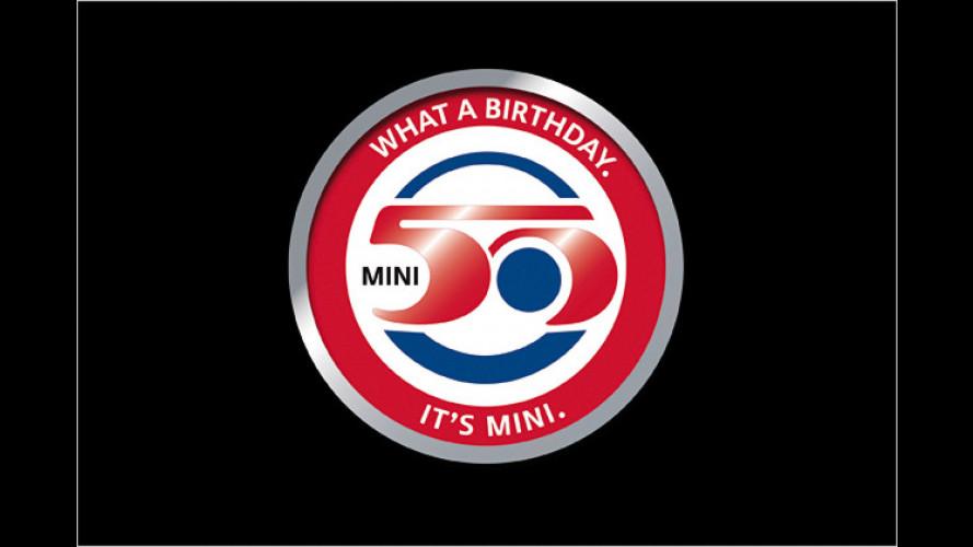 Happy Birthday, Mini: Alles Gute zum 50. Geburtstag