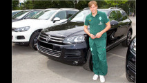 SV Werder: Neue VWs