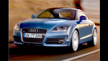 Preiserhöhungen bei Audi