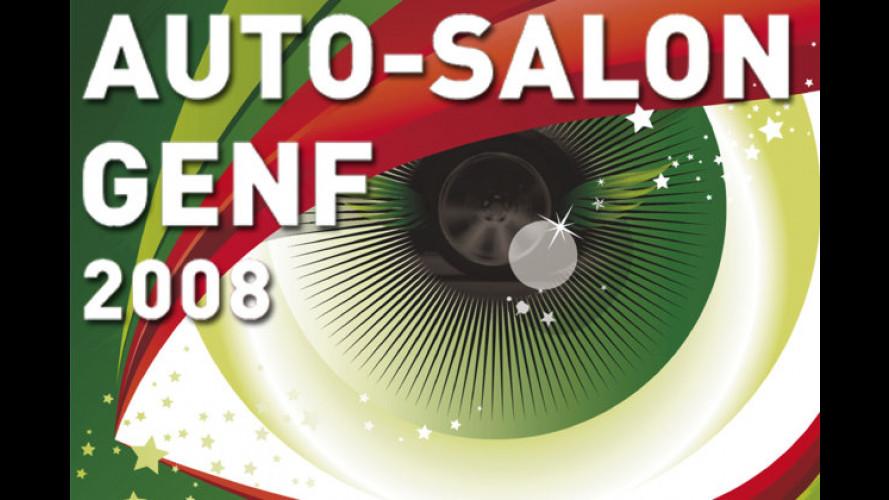 Der Genfer Auto-Salon 2008: Alles Wissenswerte zur Messe