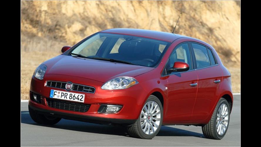 Fiat Bravo (2008) mit neuem Downsizing-Diesel im Test: Kein reiner Sparer