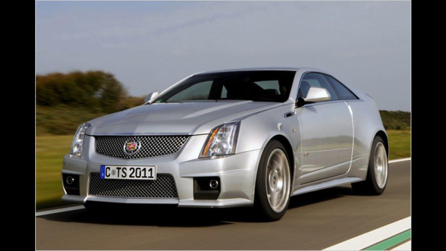Cadillac: Mit voller Kraft nach Europa