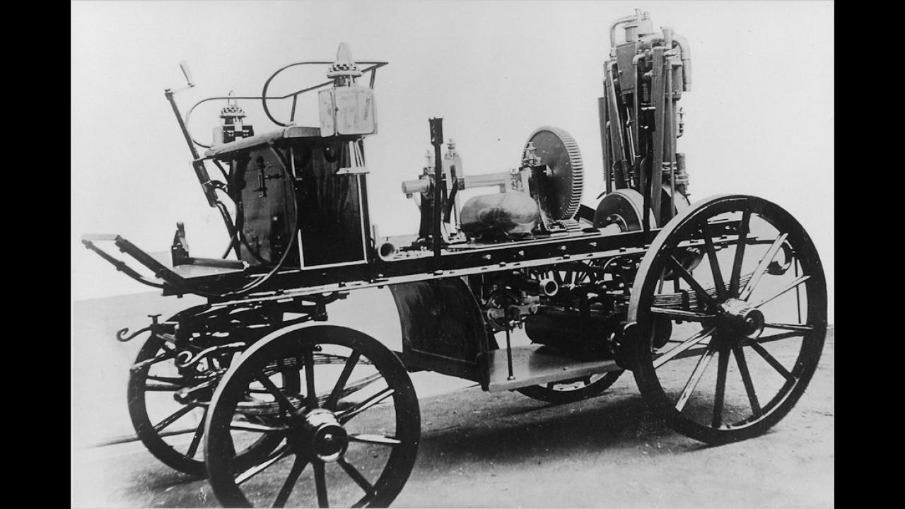 Daimler-Feuerspritze (1888)