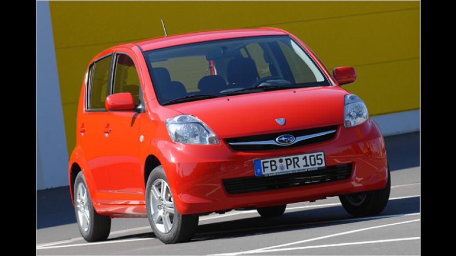 Subaru übernimmt vier Jahre lang die Kraftfahrzeugsteuer