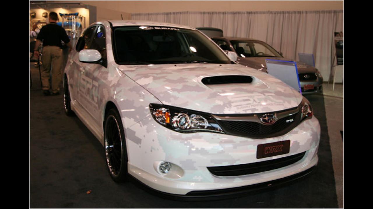 Subaru Impreza WRX by SPT