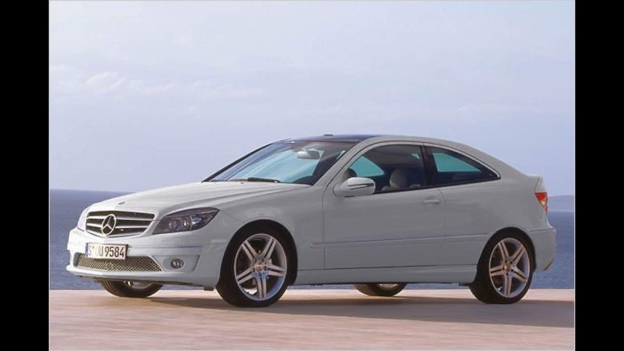 Mercedes CLC 200 CDI