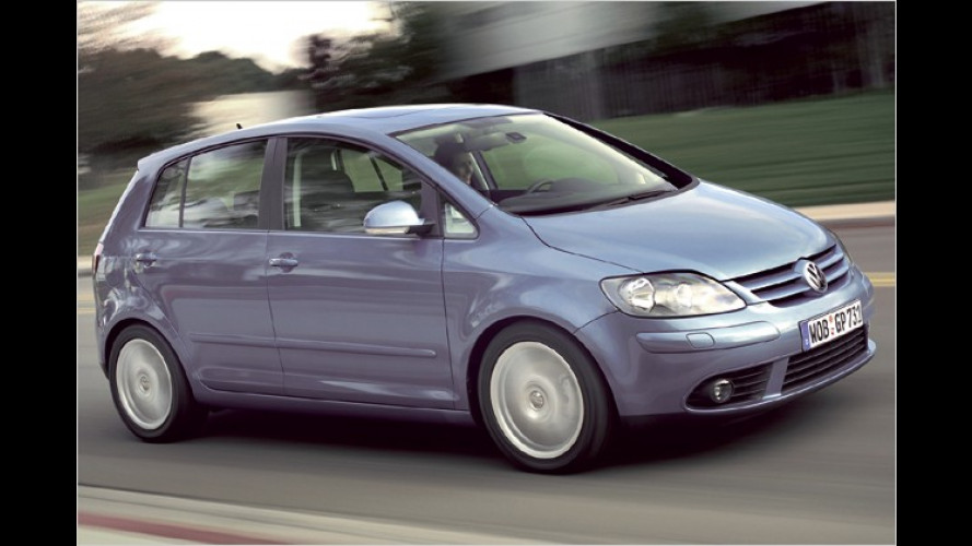 Neuer 160-PS-TSI für VW Golf Variant, Plus und Jetta