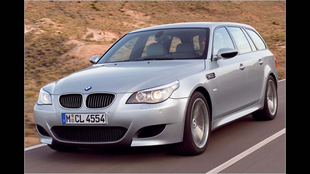 BMW M5 touring SMG