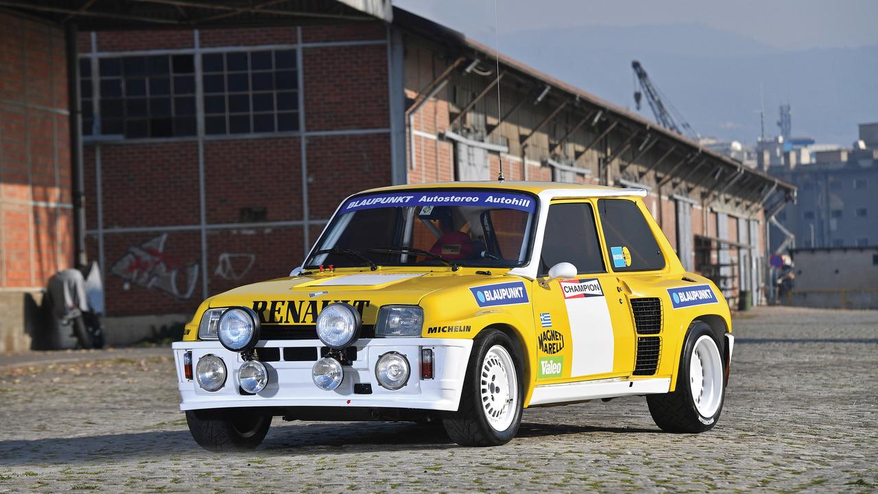 Renault 5 Turbo Tour de Corse de 1983