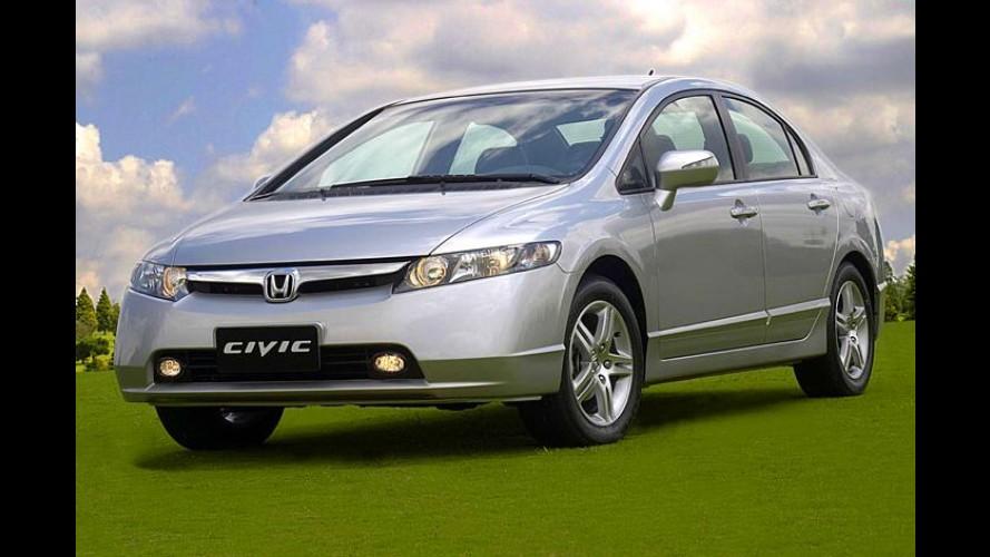 Honda: airbags mortais da Takata motivam recall de 325 mil unidades no Brasil