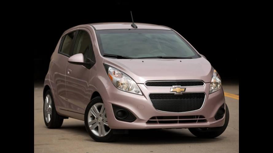 GM vai investir US$ 100 milhões na Colômbia para exportar carros ao Brasil