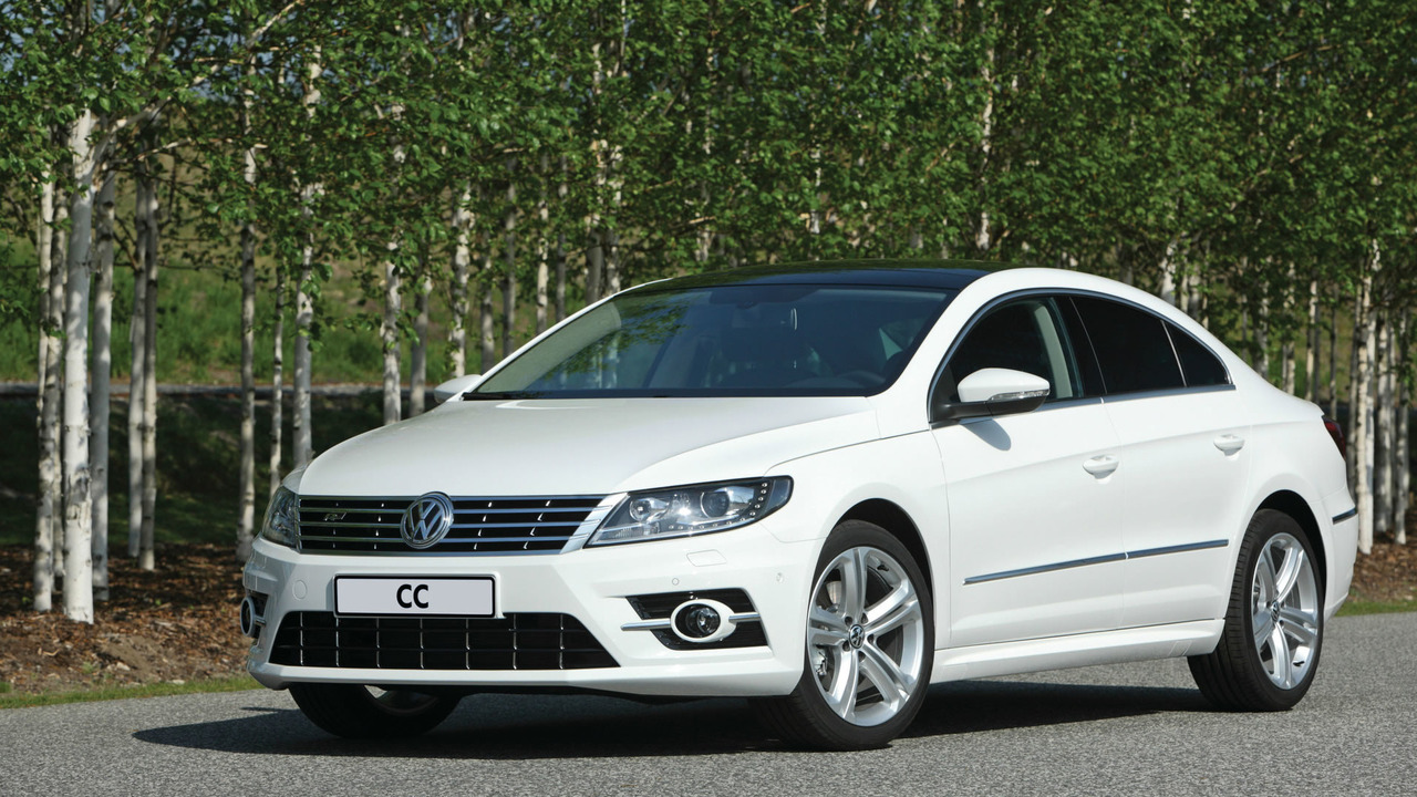 7. Volkswagen CC