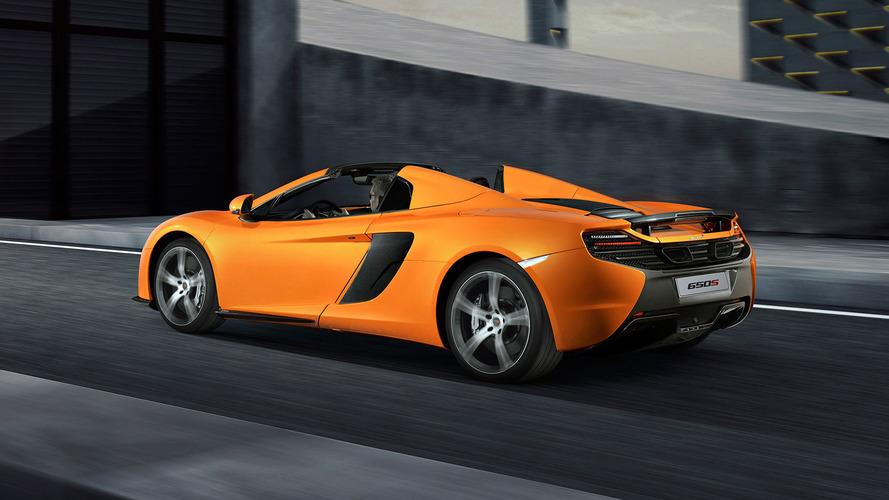 McLaren, Amerika'daki 3000 aracını geri çağırıyor