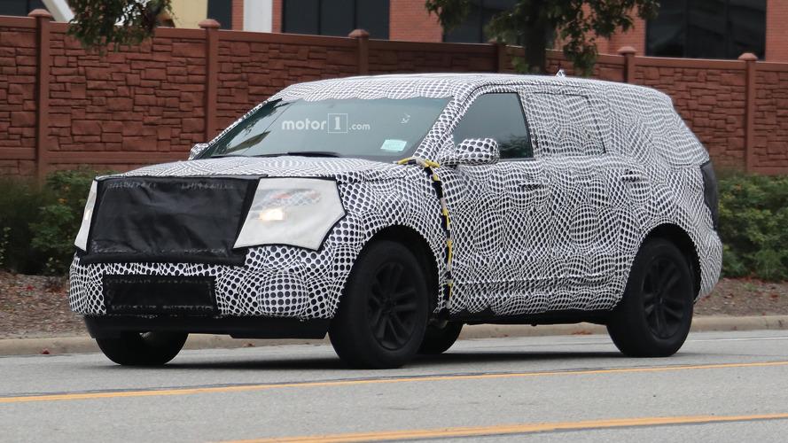 Ford Explorer'ın da ST versiyonunun geleceği söyleniyor