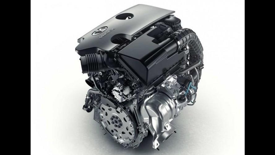 Revolucionário! Divisão de luxo da Nissan revela 1º motor de compressão variável da história