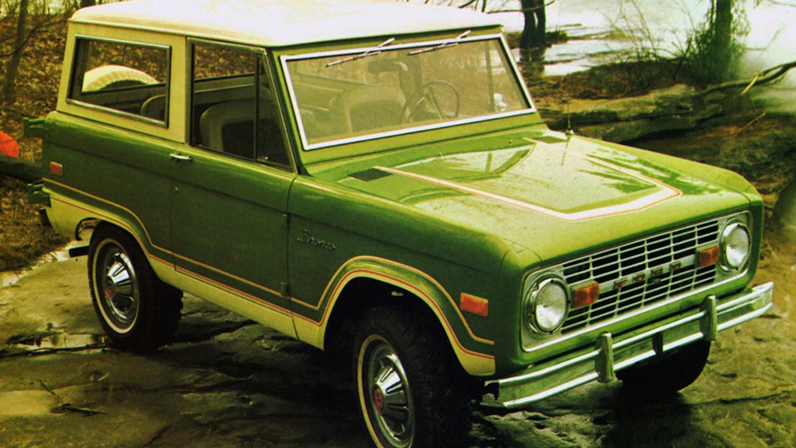 2022 Ford Bronco Will Get A Green Option, Which Would You Prefer?
