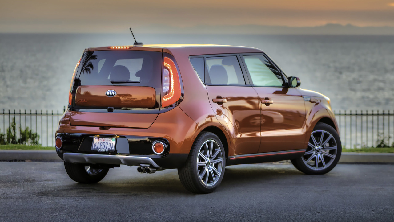 2017 Kia Soul Turbo Review The Hyper Hamster Hauler