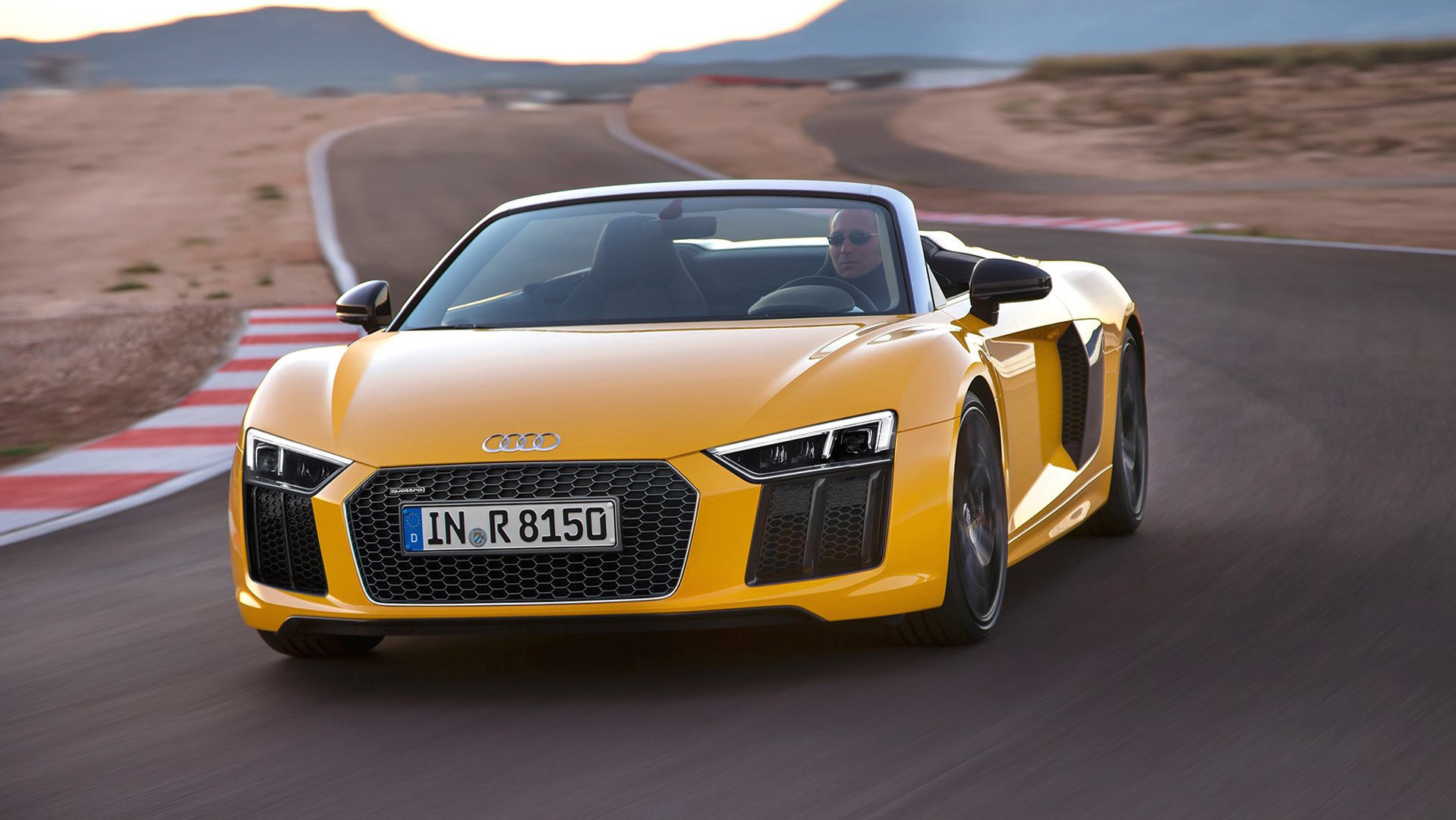 Audi R V Spyder Priced At In The US - Audi r8 v10 spyder