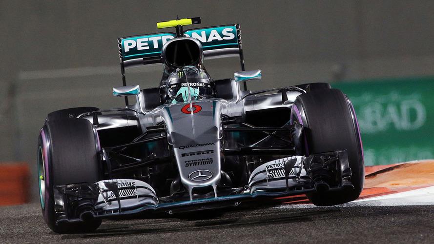 Formule 1 - Lewis Hamilton vainqueur, Nico Rosberg champion !
