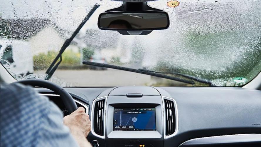 Ford apresenta farol que se adapta às condições extremas do ambiente