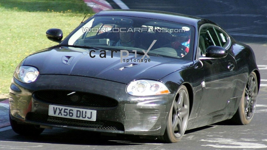 Speculations: Jaguar Testing Hybrid Version of New XK