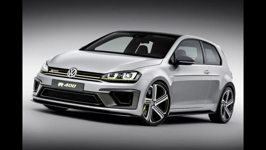Volkswagen aborta o super Golf R400 por conta do escândalo das emissões