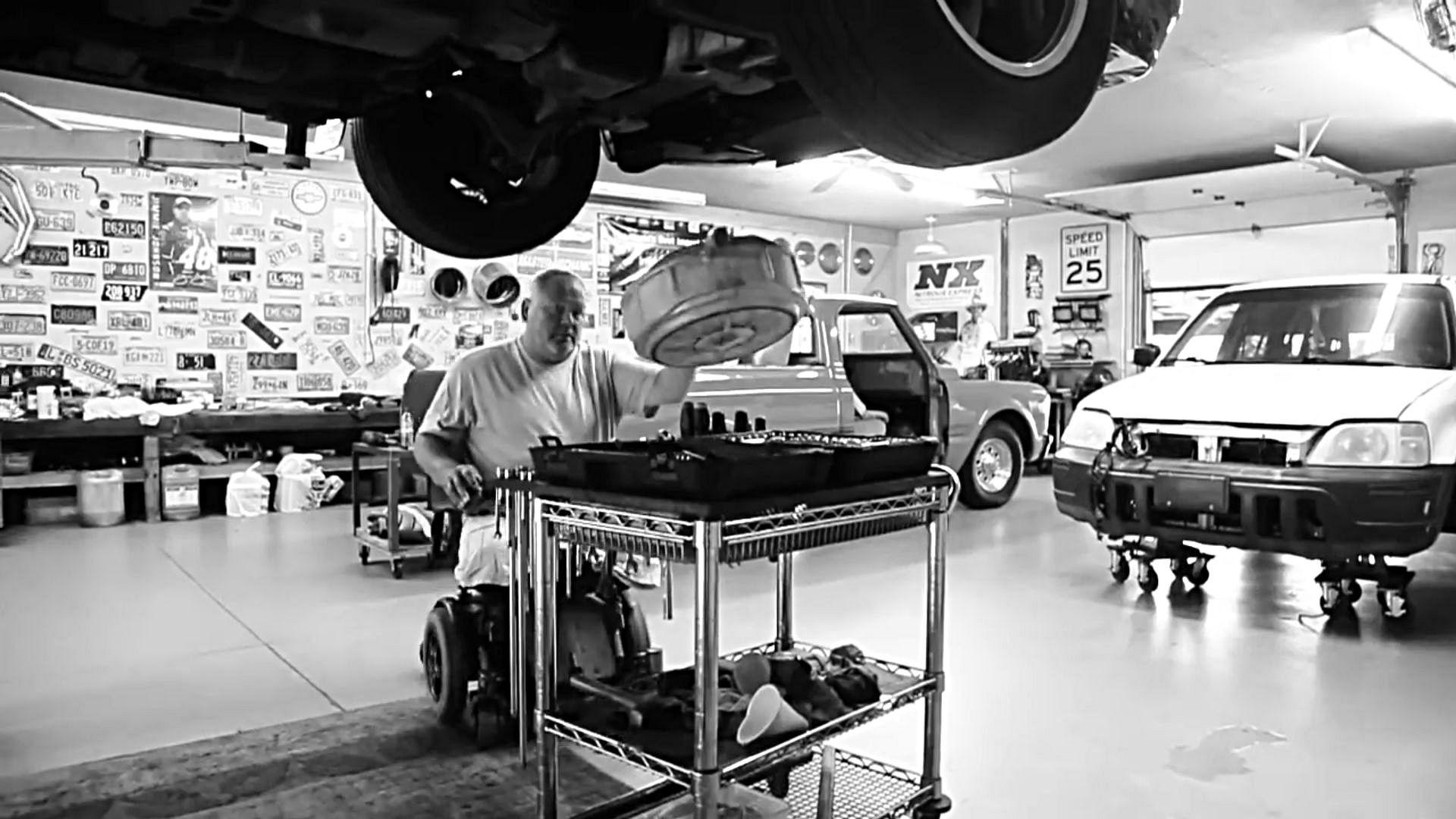 Home mechanic garage ruled legal   Motor1 com Photos