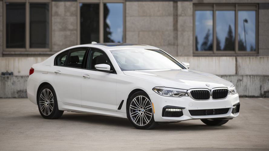 BMW 5 Series Reviews - New Car Reviews | Motor1 com