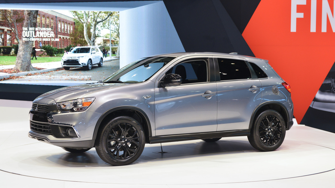 Mitsubishi Polishes The Outlander Sport For New Limited