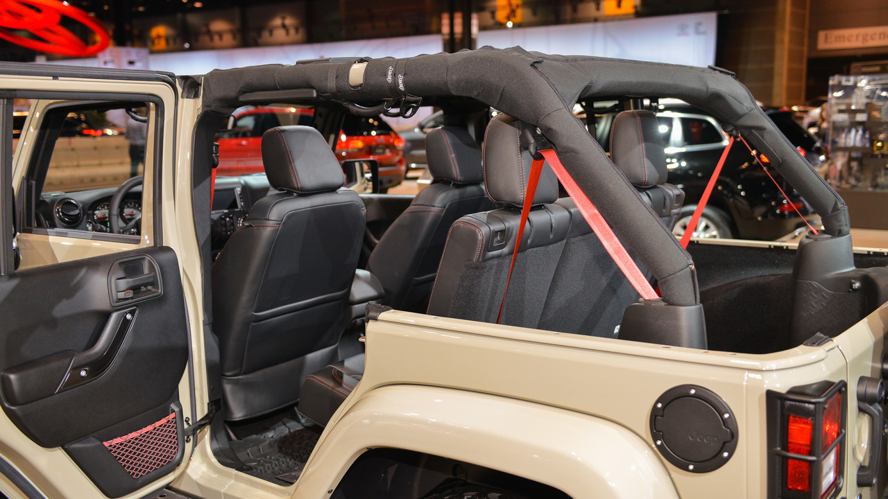6 details you might have missed on the Jeep Wrangler Rubicon