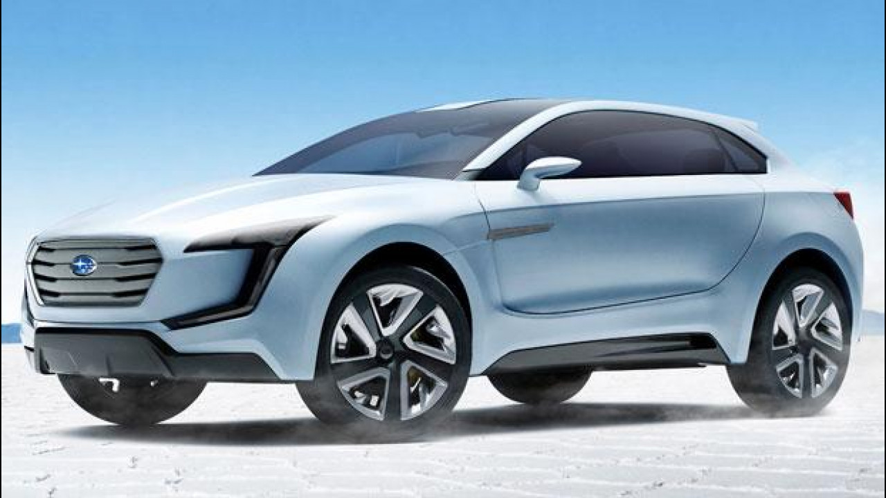 [Copertina] - Subaru Viziv Concept