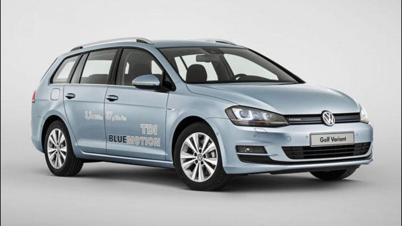 [Copertina] - Volkswagen Golf Variant TDI BlueMotion