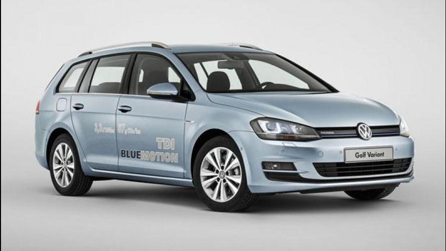 Volkswagen Golf Variant TDI BlueMotion