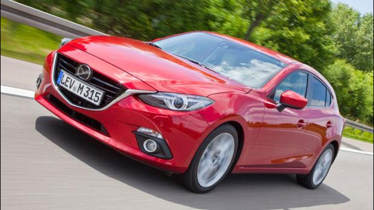[Copertina] - Nuova Mazda3, una prova di originalità