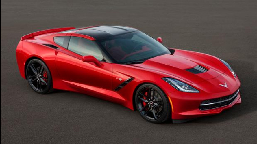 Nuova Chevrolet Corvette Stingray
