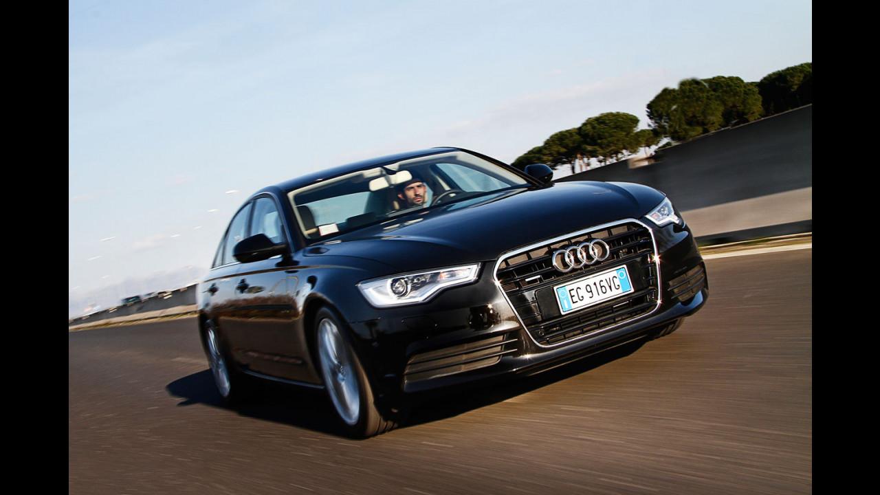 Audi A6 3.0 TDI 245 CV quattro S tronic - TEST