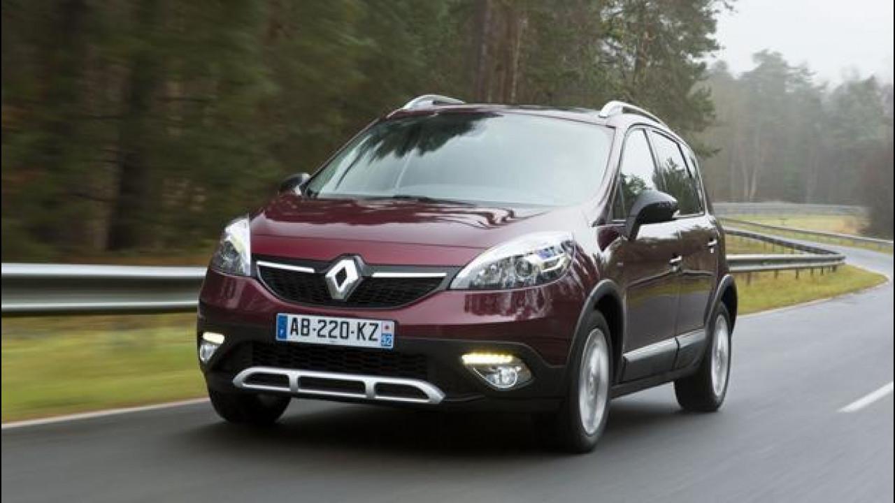 [Copertina] - Renault Scenic XMOD Cross, sempre confortevole ora non teme lo sterrato