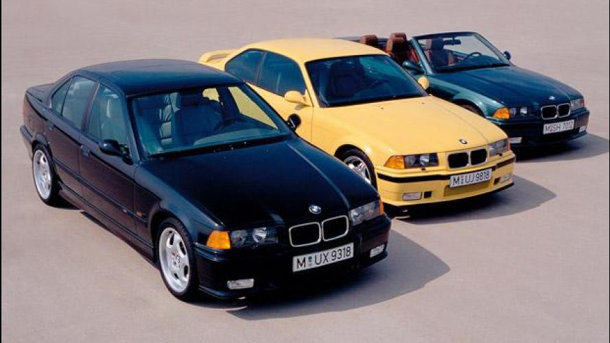 """BMW M3, """"l'auto del secolo"""""""