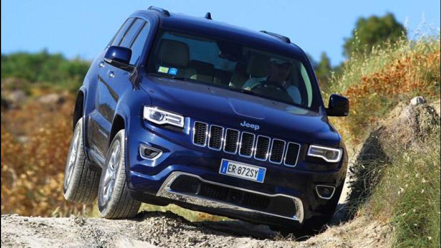 Al via i Salotti del Gusto, con Jeep in Alta Badia