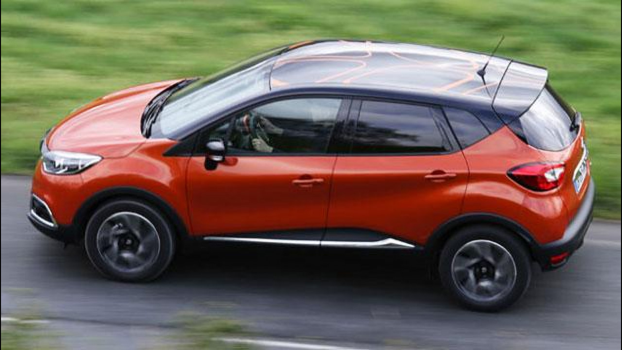 [Copertina] - Renault Captur, la SUV che non passa inosservata