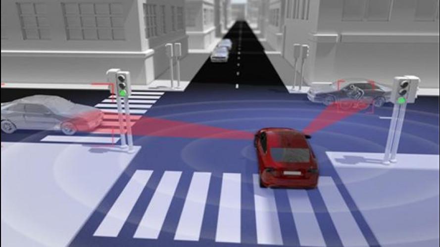 Volvo, è in arrivo l'auto che da sola evita ogni tipo di incidente